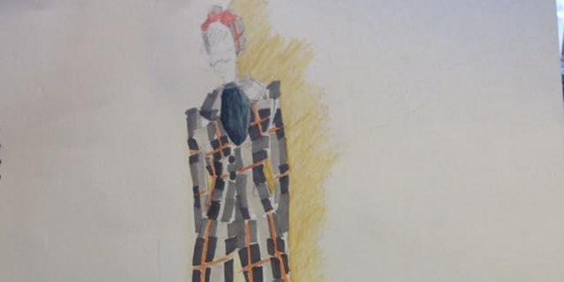 Textiles Scotland Fashion Illustration Course